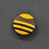 Asobi Button BEE<スズメバチ>