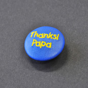 Asobi Button Thanks! Papa